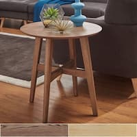 Rona Wood End Table iNSPIRE Q Modern