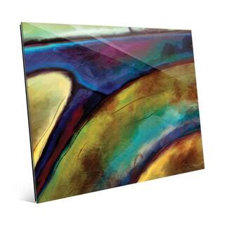 'Machina' Glass Wall Art Print