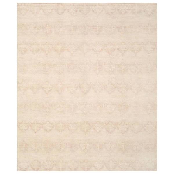 Herat Oriental Afghan Hand-knotted Vegetable Dye Khotan Wool Rug (12' x 14'6)
