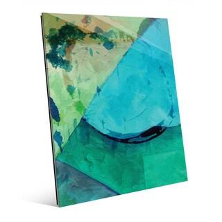 'Tsuisuto' Multicolored Acrylic Wall Art Print