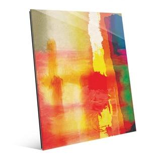 'Burning Horizons' Acrylic Wall Art Print