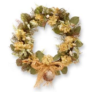 National Tree Company 32-inch Seashore Wreath