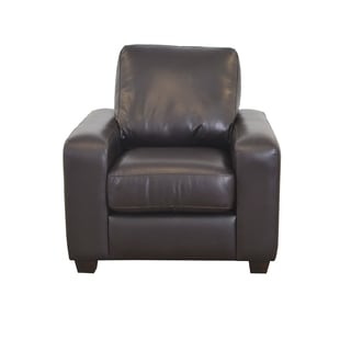 Grey Leather Chairs