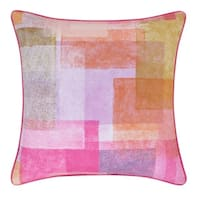 Five Queens Court Boho 20-inch Square Decorative Pillow