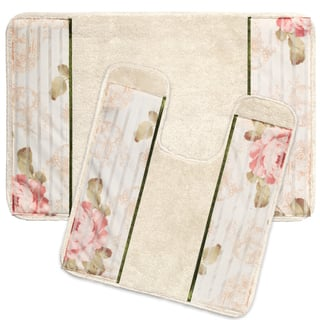 Lenox Chirp Embroidered Amp Tufted Bath Rug Free Shipping