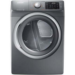 Samsung 27 Inch Front Load Washer and Dryer Pair -Platinum