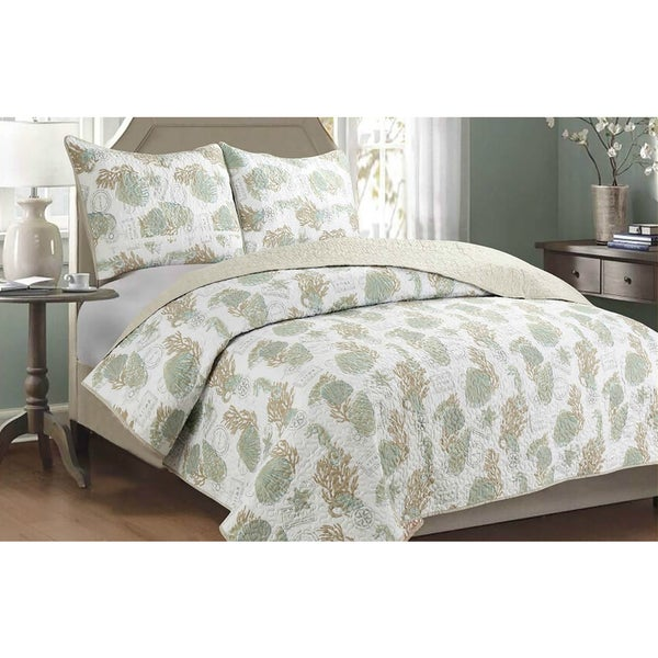 Panama Jack Memories 3-piece Quilt Set