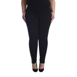 Krazy Love Women's Rayon-blend Plus-size Stretchy Leggings|https://ak1.ostkcdn.com/images/products/14139588/P20742834.jpg?impolicy=medium