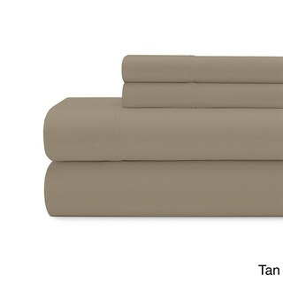 300 Thread Count Sateen Ultra Smooth Sheet Set by Briarwood Home