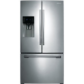 Samsung 26 Cu.Ft. French Door Refrigerator, Dual Icemaker