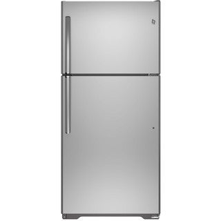 "GE ENERGY STAR 18.2 CU. FT. 30"" TOP-FREEZER REFRIGERATOR"