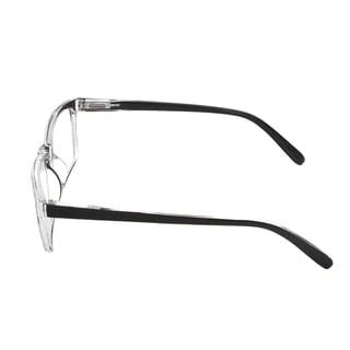 Hot Optix Women's Acrylic and Plastic Rectangular Reading Glasses