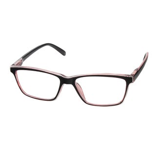 Hot Optix Women's Acrylic and Plastic Rectangular Reading Glasses (More options available)