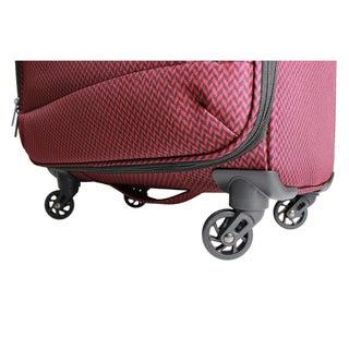 Ben Sherman York Expandable Spinner 3-Piece Luggage Set
