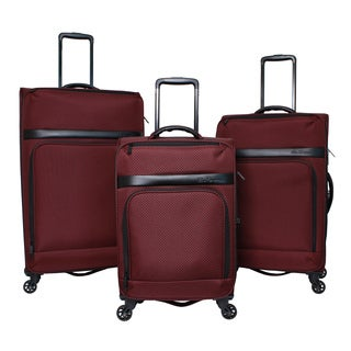 Ben Sherman York Expandable Spinner 3-Piece Luggage Set