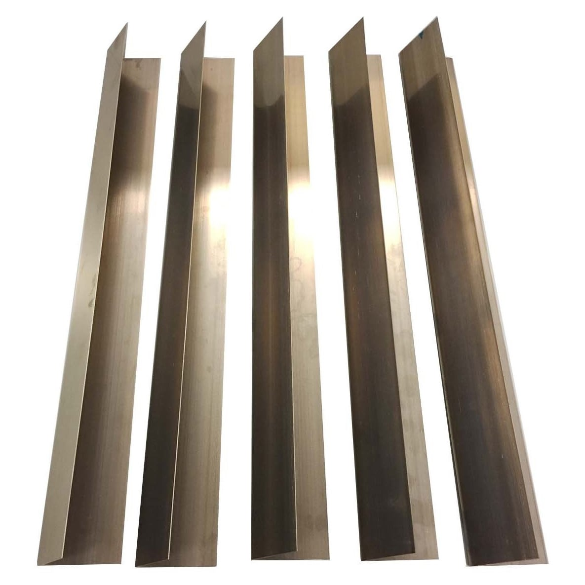 5pk Replacement Long Lasting Stainless Steel Flavorizer Bars Fits Weber Grills Compatible With Part 7535 21 5 X 1 875 X 1 875 Overstock 14139650
