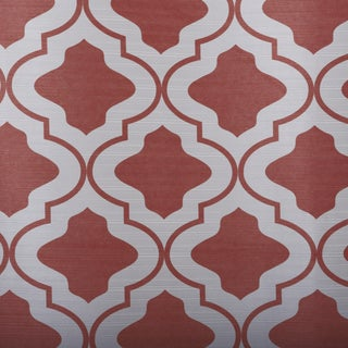Brown, Geometric Shower Curtains - Overstock.com - Vibrant Fabric ...