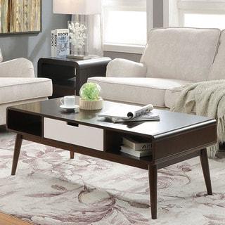 Acme Furniture Christa Espresso Occasional Tables