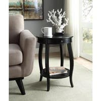 Laurel Creek Edmond Multicolor Side Table