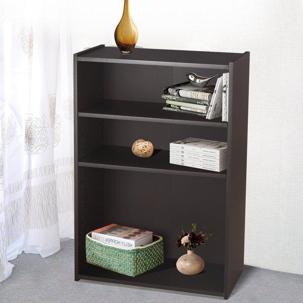 2017 New Adeco Simple Home Living Room Bed 3 Level Bookshelf