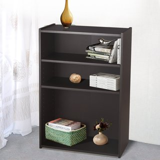 2017 NEW Adeco Simple Home Living Room Bed Room 3-level Bookshelf