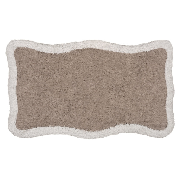 LaMont Home Zella Taupe 20-inch x 34-inch Bath Rug