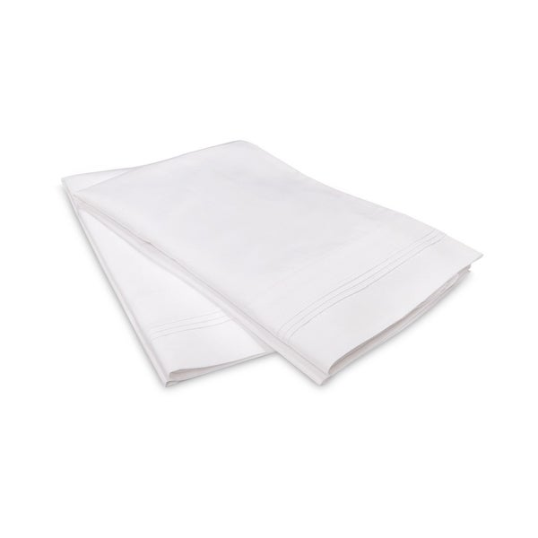 400 Thread Count 2-Piece Egyptian Cotton Pillowcase Set by ExceptionalSheets