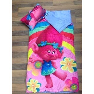 Trolls 2-piece Sleepover Nap Mat Set