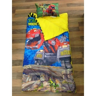 Dinotrux 2-piece Sleepover Nap Mat Set