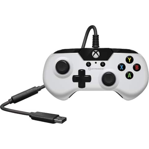 HYPERKIN X91 Controller for Xbox One and Windows 10 (White)