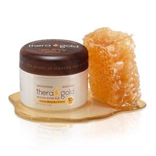 Theragold 2-ounce Pain Relief Cream with Manuka Honey