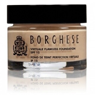 Borghese Virtuale SPF 15 Flawless Foundation Biscotto