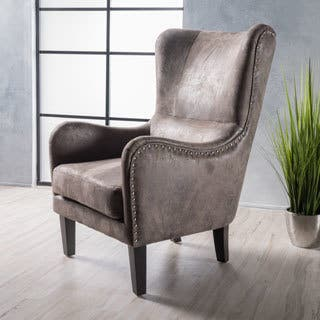 High Back Living Room Chairs For Less | Overstock.com