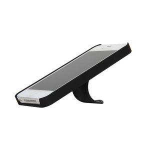 Pilot Automotive Hard Back Click Stand Case Convenient Device Phone Holder For Apple iPhone 4/ 4S