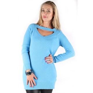 Hadari Women's Danielle Tunic Sweater