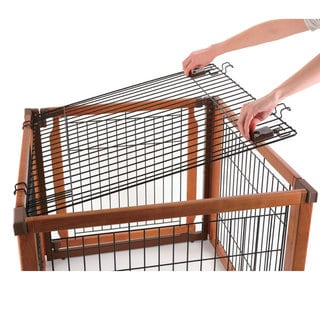 Richell Convertible Elite Kennel/Crate Wire Top