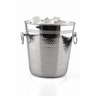 Elegance Champagne Hammered Bucket