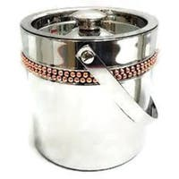 Heim Concept Doublewall Ice Bucket with Copper Rivet Band