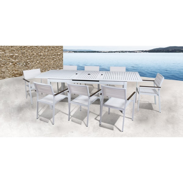 Avallon 9 Pc Dining Set  sc 1 st  Overstock & Avallon 9 Pc Dining Set - Free Shipping Today - Overstock - 20755293