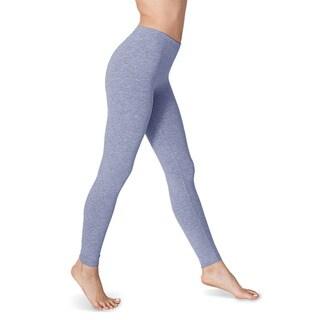 Women's Indero's Nylon Blend Footless Tight Leggings