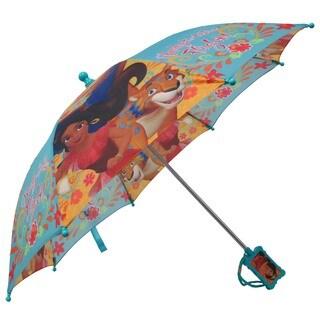 Disney Elena of Avalor and Skylar Semi-relief Handle Umbrella