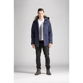 Orobos Men's Tech Down Parka