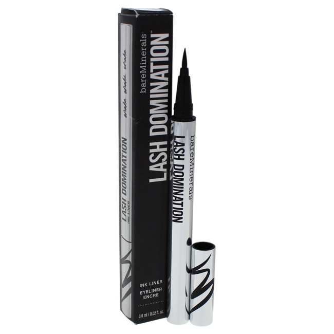 bareMinerals Lash Domination Black Ink Liner (Black/Multi - Eyeliner)