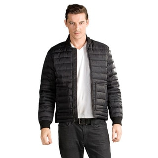Orobos Men's Basic Down Bomber