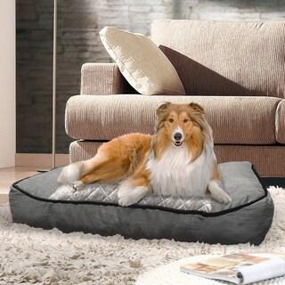 Animal Planet Memory Foam Sofa Pet Bed