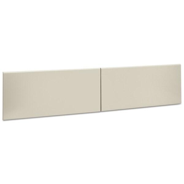 Hon 38000 Series Hutch Flipper Doors For 72 Inch Wide Open Shelf 36