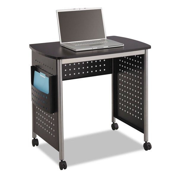 Safco Scoot Computer Desk 32 1 4 Inch Wide X 22