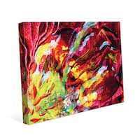 'Caverna' Canvas Print Wall Art