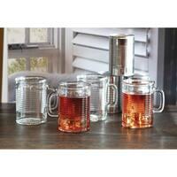 5-ounce Can-shaped Mug Shot Glass Set (6 Pieces)