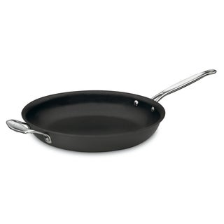 Cuisinart 622-30H Chef's Classic Non-Stick Hard Anodized 12-Inch Open Skillet with Helper Handle